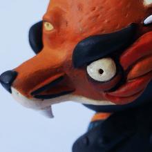 Mi Proyecto del curso: Diseño e intervención de art toys. Um projeto de Escultura de Jorge Gonzales - 14.06.2020