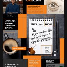 Meu projeto do curso: Estratégias no Instagram para desenvolvimento de marca. Un proyecto de Diseño para Redes Sociales de Rodrigo Valente - 14.06.2020