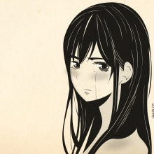 MANGA/ANIME, REDRAW IN MY STYLE. A Illustration, and Drawing project by Marta Noguera-Homs - 06.16.2020