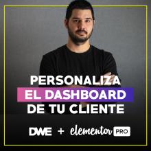 Cómo entregar a mi cliente una pagina web con Elementor Pro + Dashboard Welcome for Elementor. A Web Design, and Web Development project by Sebastian Echeverri Jaramillo - 06.18.2020