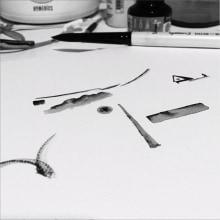Mi Proyecto del curso: Ilustración en tinta china con influencia japonesa. Un proyecto de Concept Art de Bilmar G. - 20.06.2020