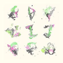 OFFFentic. Un proyecto de Diseño y Lettering de Nathalie Koutia - 21.06.2020