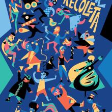 CCR Programa. Un proyecto de Ilustración e Ilustración digital de Patricio Oliver - 22.06.2020