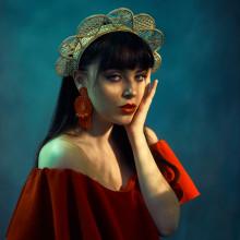 Blue dream. Um projeto de Fotografia e Pós-produção de Iris Encina - 22.06.2020