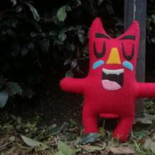 Mi Proyecto del curso: Textile Toys: diseño y creación de personajes en tela. A Character Design, Crafts, To, Design, DIY, Art To, and s project by Daniel Mauricio Rodriguez Briceño - 06.25.2020