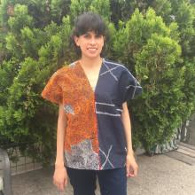 Mi Proyecto del curso: Diseño de prendas artesanales desde cero. Um projeto de Design de moda de Monse Pedraza - 25.06.2020