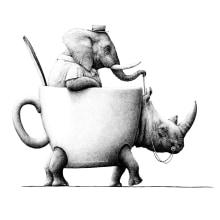 More drawings. Un proyecto de Dibujo de Redmer Hoekstra - 26.06.2020