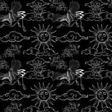 Meu projeto do curso: Criação e comercialização de padrões vetoriais. Un proyecto de Diseño de moda de Tatiana Roscani - 27.06.2020