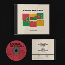 Projeto Final - Redesign do álbum Animal Nacional + Fanzine com as músicas. Um projeto de Design e Design gráfico de Ana Julia Ritter - 29.06.2020