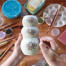 Design & Pattern Inspiration: pots. A Illustration, Malerei und Keramik project by Sandra Apperloo - 30.06.2020