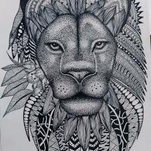 Mi Proyecto del curso: Dibujo para principiantes nivel -1. Um projeto de Ilustração e Desenho a lápis de Branny Joao - 01.07.2020