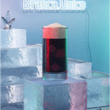 Fernet Branca. A 3D, Design 3D, and Digital Design project by Pablo Schiavo - 12.02.2018