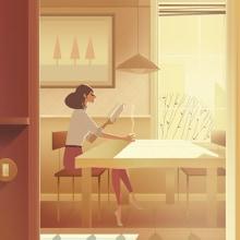 Prevención de incendios de la Comunidad de Madrid. A Design, Illustration, Motion Graphics, Animation und Animation von Figuren project by Paula Checa - 12.07.2019