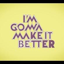 Make it Better #aimarmolero #sebasandclim. Um projeto de Produção musical e Design de som de Jordi Figueras Jiménez - 13.07.2020