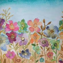 Mi Proyecto del curso: Creación de paletas de color con acuarela. Un proyecto de Pintura a la acuarela de Maria Antonieta Badilla - 18.07.2020