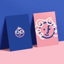 Funfunny, a fashion gender-neutral kids brand. A Design, Br, ing und Identität, Grafikdesign und Icon-Design project by Gilian Gomes - 05.08.2018