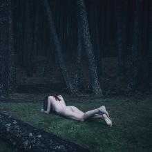 Stimmung (2013). A Fotografie, Porträtfotografie, Artistische Fotografie, Fotografische Komposition und Analogfotografie project by Irene Cruz - 02.02.2014