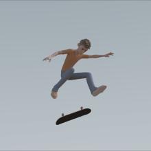 Mi Proyecto del curso: Animación avanzada de personajes 3D. Um projeto de Animação de personagens e Animação 3D de Gustavo Díaz Ruiz - 22.07.2020