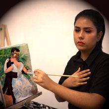 Mi Proyecto del curso: Autorretrato fotográfico artístico. A Photograph, and Fine-art photograph project by Aylin Carolina Jiménez Fuentes - 07.24.2020