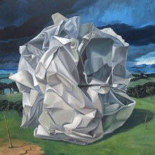 DETONANTES / pinturas. Um projeto de Pintura Acrílica de José Rosero - 25.07.2020