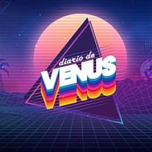 Diario de Venus. Um projeto de Design de logotipo de Victor Andres - 23.11.2019