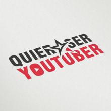 Quiero Ser Youtuber - BADABUN. Um projeto de Design de logotipo de Victor Andres - 08.01.2020
