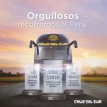 Cruz del Sur - Redes. Um projeto de Direção de arte de Victor Andres - 27.03.2020