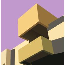 Fachadas de Chihuahua. Un proyecto de Ilustración arquitectónica de Gabriela Navarro - 05.05.2019