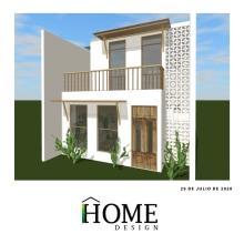Mi Proyecto del curso: Condominios funcionales. Um projeto de 3D Design de Jorge Luis Mendoza Urcia - 29.07.2020