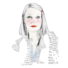 Margot T. Un proyecto de Ilustración de Valentina Armstrong - 30.07.2020