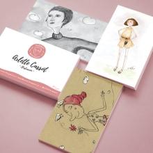 Mi Proyecto del curso: Freelance: claves y herramientas para triunfar siendo tu propio jefe. Un proyecto de Ilustración y Marketing de Arlette Cassot - 01.08.2020