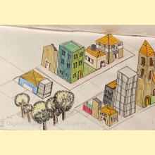 Meu projeto do curso: A arte de desenhar: transforme seus rabiscos em arte. Un proyecto de Creatividad de Raquel Sicuto - 02.08.2020