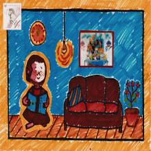 Memórias de Infância . Un proyecto de Bellas Artes, Collage, Creatividad, Dibujo, Dibujo artístico y Creatividad con niños de Jéssica Gentil - 20.07.2020