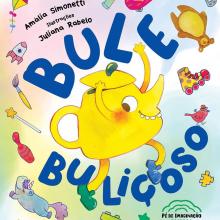 LIVRO • Bule Buliçoso. A Illustration project by Juliana Rabelo - 08.04.2020