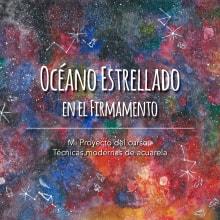 Mi Proyecto del curso: Técnicas modernas de acuarela. Un proyecto de Ilustración y Pintura a la acuarela de Aranza P. Aguirre M. - 04.08.2020