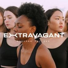Extravagant. A UI / UX, Kunstleitung, Br, ing und Identität und Verpackung project by Núria López - 05.08.2020