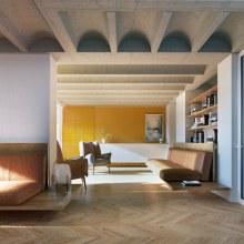 ESCALES PARK. A Architektur, Innendesign und Innenarchitektur project by Ana García - 06.08.2020