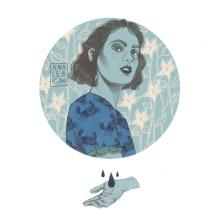 Zodiaco. A Kreativität, Bleistiftzeichnung, Zeichnung, Porträtzeichnung, Realistische Zeichnung, Artistische Zeichnung und Digitale Zeichnung project by Ana Cebrian Martinez - 06.08.2020