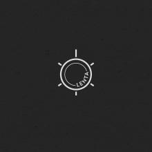 Logo LENTA. Um projeto de Br e ing e Identidade de Diana Creativa - 10.08.2020