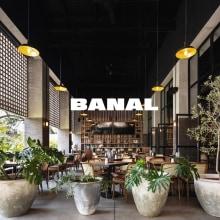 BANAL. Un proyecto de Diseño, Br, ing e Identidad y Diseño gráfico de VVORKROOM - 12.08.2020