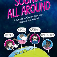 Sounds All Around Book. Um projeto de Escrita, Ilustração digital e Ilustração infantil de James Chapman - 12.08.2020