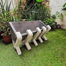 Mi Proyecto del curso: Creación de muebles en concreto para principiantes. Un proyecto de Diseño, Diseño de muebles, Diseño industrial, Diseño de interiores, Diseño de producto, Diseño de juguetes, Creatividad y Decoración de interiores de Raquel Olson - 17.08.2020