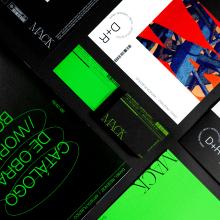 Mack. Um projeto de Br, ing e Identidade e Design editorial de Monotypo Studio - 17.08.2020