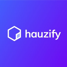 Hauzify Branding. A Design, Br, ing, Identit, and Vector Illustration project by Matias Fosco Tornielli - 08.18.2020