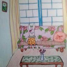 Calma, alegría y texturas: Retomando el sketching. A Drawing project by Laura Ceballos Flórez - 08.19.2020
