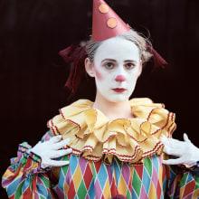 Clowns. A Porträtfotografie und Analogfotografie project by Mikael Eliasson - 19.08.2020