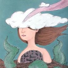 Mi Proyecto del curso: Ilustración artística: dibuja tu imaginario. Un progetto di Illustrazione di Arlette Cassot - 19.08.2020