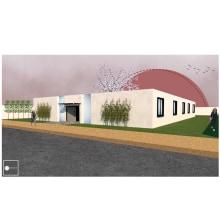 Meu projeto do curso: Representação gráfica de projetos arquitetônicos. Un proyecto de Arquitectura de Camila Alves Reginato - 01.09.2020