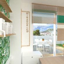 Nuevas oficinas para estudio creativo. A Interior Design project by Pilar Molina Payá - 06.07.2019
