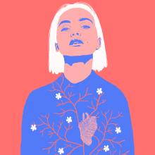 Enraizadas. Um projeto de Ilustração de Gisele Murias - 08.09.2020